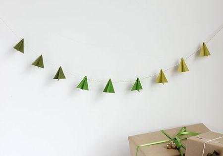 Decoraci n de navidad minimalista menos es m s navidad - Decoracion navidena minimalista ...