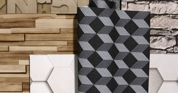 papiers peints illusion optique saint maclou papier peint pinterest illusions et saints. Black Bedroom Furniture Sets. Home Design Ideas