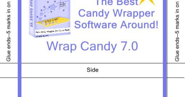 free blank candy bar wrapper template - blank candy wrapper templates candy wrappers pinterest