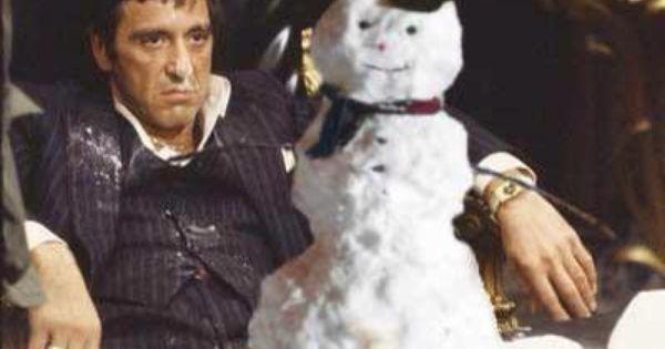 Scarface, snow man, cocaine,   Garble   Pinterest