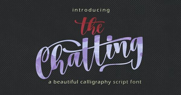 Chatting by Meutuwah on @creativemarket