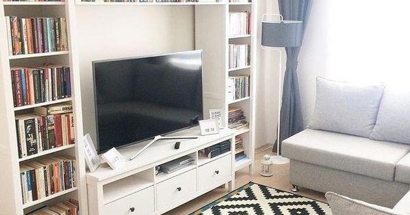 Kronleuchter Grau Teppich Ikea Bucherregal Wohnzimmer Schwarz Und Weiss Tv Gerat Beleuchtung Beleuchtung Bucherregal Grau I In 2020 Ikea Ideen Ikea Und Teppich Grau