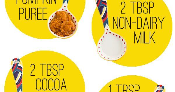 Vegan Pumpkin Mug Brownie | Recipe | Mug Brownies, Vegan Pumpkin and ...