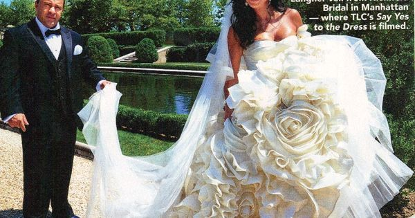 PHOTOS: Teresa Giudice Has A Second Wedding To Save ...