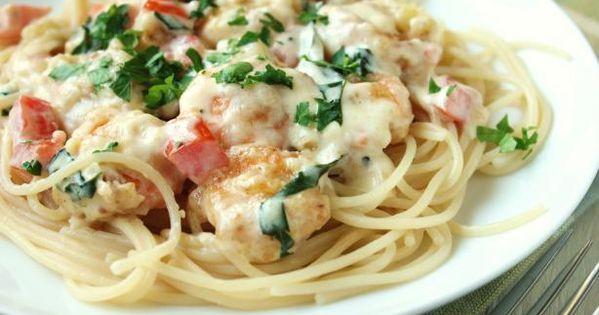 Cheesecake Factory Shrimp Scampi | Recipe | Shrimp, Factories and ...