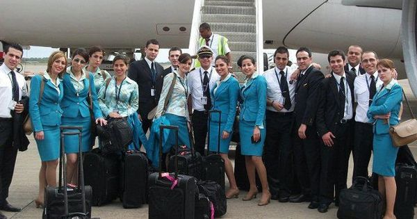 Middle East Airlines MEA cabin crew | Airlines and ...