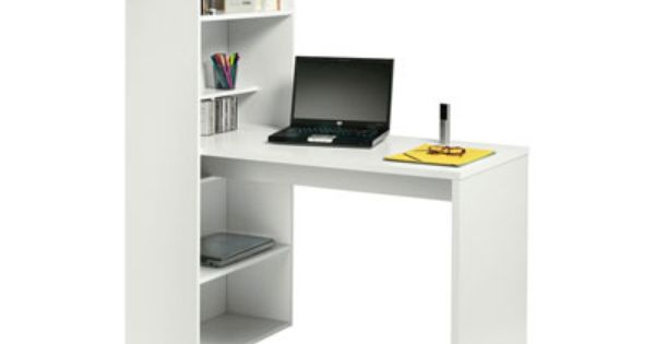 Bureau tag re willow meuble informatique 477543 for Meuble bureau etagere