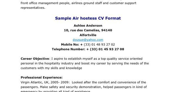 Sample Resume For Aviation Industry Sample Resume For Aviation Industry, Sample Resume For