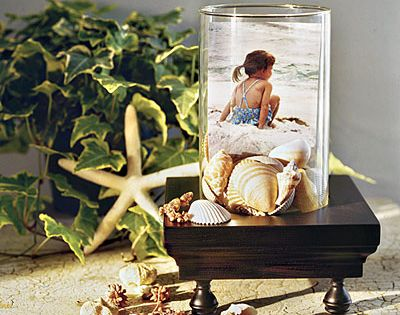 Decorate With Seashells Beach Living Room Decorating Your Home