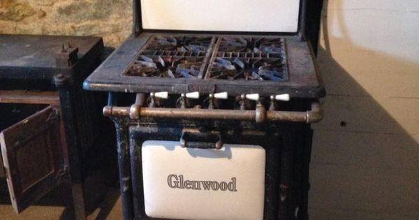 1920 S Glenwood 4 Burner Gas Stove Gorgeous Glenwood