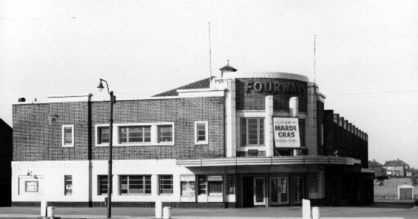 Fourways Cinema 1959 Moston Manchester With Images