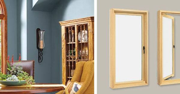 Push out casement marvin casement windows french style for Marvin ultimate casement