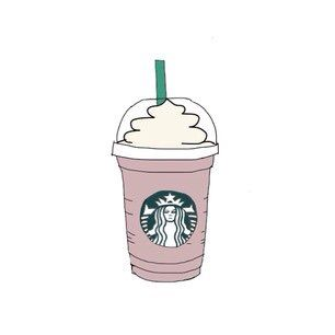 Starbucks And Coffee Image Tumblr Transparents Tumblr Stickers Tumblr Png