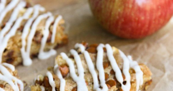 Whole Wheat Apple Bars with Cinnamon Chips and Cardamom ...