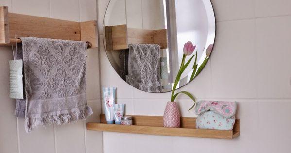villa josefina kann man fliesen streichen diy g ste wc aufh bschen bad pinterest. Black Bedroom Furniture Sets. Home Design Ideas