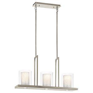 Kichler Lighting Triad 100W 3 Light Medium Base Incandescent