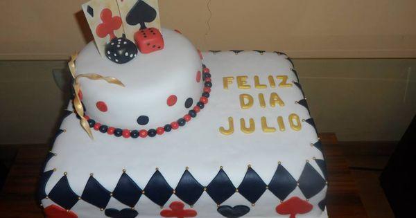 Torta de cumplea os hombre decoraci n de tortas for Decoracion piso hombre