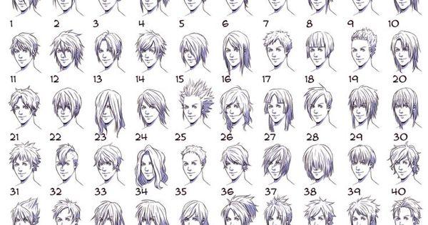 Style de cheveux dessin recherche google dessins - Dessin de coupe de cheveux ...