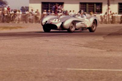 Richie Ginther Von Neumann Racing Ferrari 250 Testa Rossa Vintage Racing Racing Classic Race Cars