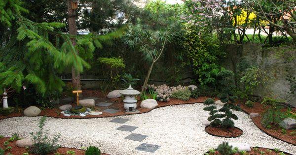 Faire jardin japonais ambiance zen pinterest - Faire jardin japonais ...