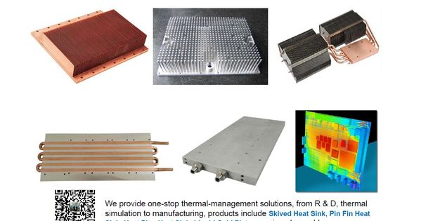 Pin On Liquid Cold Plate