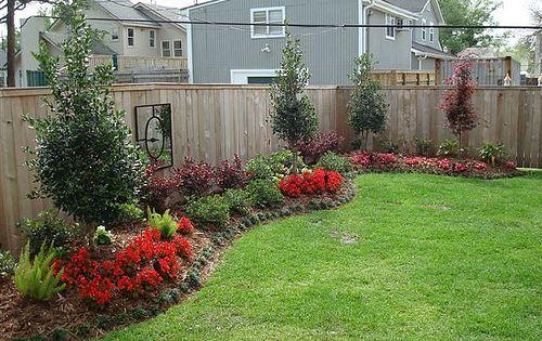 Delightful Backyard Garden Ideas Inside Likable Best Backyard Landscaping Unique Substance Originality: