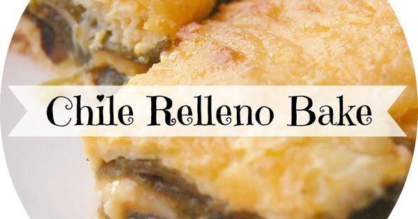 Chile Relleno Bake   Recipe