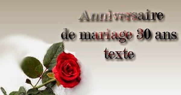 Image Anniversaire De Mariage 30 Ans Gifs 30 Ans De