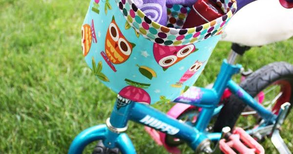 This is going to the top of my sewing project list! Bicycle
