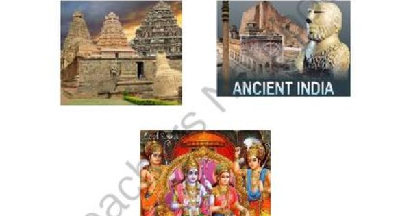 Ancient India, Activities and Worksheets from Brilliance Builders ...