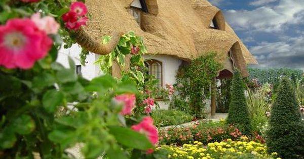 Home garden ambiance bucolique cottages anglais a for Photos cottages anglais