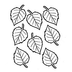 Top 20 Free Printable Leaf Coloring Pages Online Leaf Coloring Page Fall Leaf Template Fall Coloring Pages