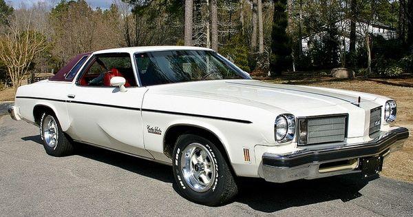 1975 olds cutlass salon cars bop gm pinterest more for 1975 olds cutlass salon