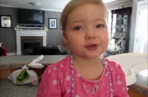 The most adorable thing I've ever seen! Little girl sings Adele!!!!