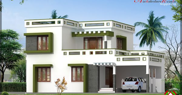 ... Low/Medium cost house designs | Pinterest | Kerala, Home Design and