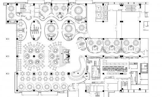 Jardin de jade restaurant i p a l design consultants