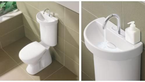 Lavabo Recicla Agua.Inodoro Lavamanos Lavamanos Ahorro De Agua Y Lavabos