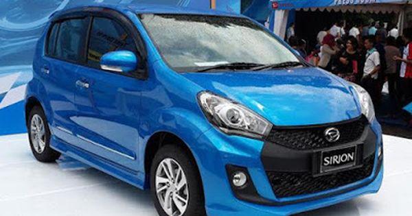 Mobil Daihatsu Sirion Masih Eksis Di Pasaran Daihatsu Dan Kendaraan