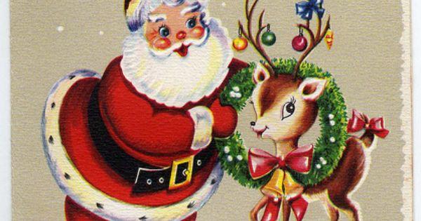 #christmas vintage holidays