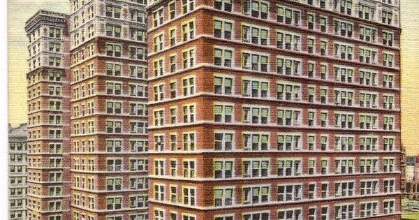 Rice Hotel Houston Texas 1912 Design Inspiration