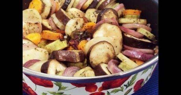 خضروات مشكلة مطبخ منال العالم Recipes Main Dishes Food