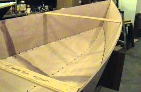 Tango Skiff XL Stitch And Glue Okoume Wooden Boat   How To Save Money And Do It Yourself ...