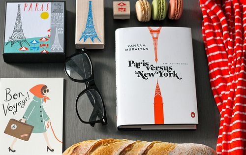 DIY Paris In A Box... This could work for other cities too!