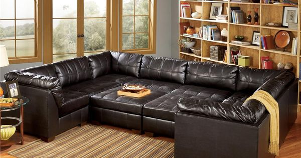 San Marco 10 Piece U Shaped Sectional By Signature Design By Ashley Lapeer Furniture