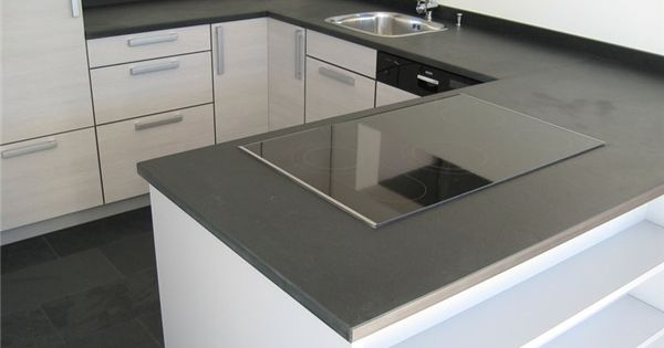 cinza ardosia brazil grey slate countertops kitchen