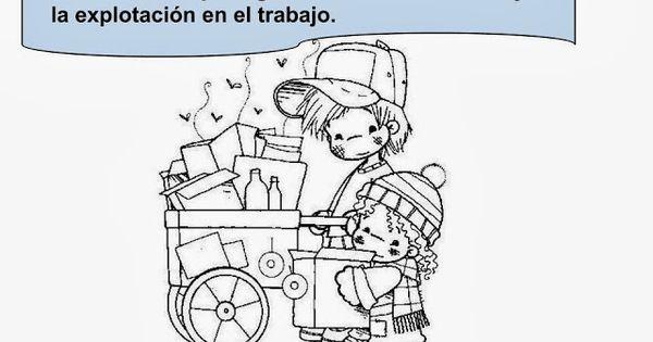 Plastilina Y Lápiz 20 De Noviembre Día De Los Derechos: Maestra De Primaria: Los Derechos Del Niño. Carteles Para