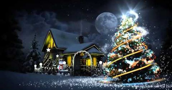 Christmas 3d Animation After Effects Template Youtube Christmas Gif Merry Christmas Christmas Magic