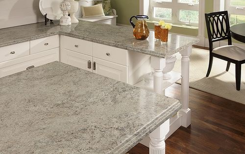 Salvaged Kitchen Cabinets For Sale >> laminate counter! looks like granite! | Kitchen ...