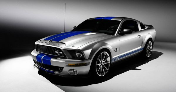 Ford Mustang Shelby GT500 Super Snake photo