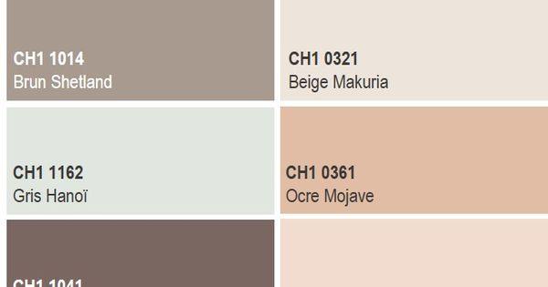 Le style cocooning se caract rise par l association de for Association couleur beige